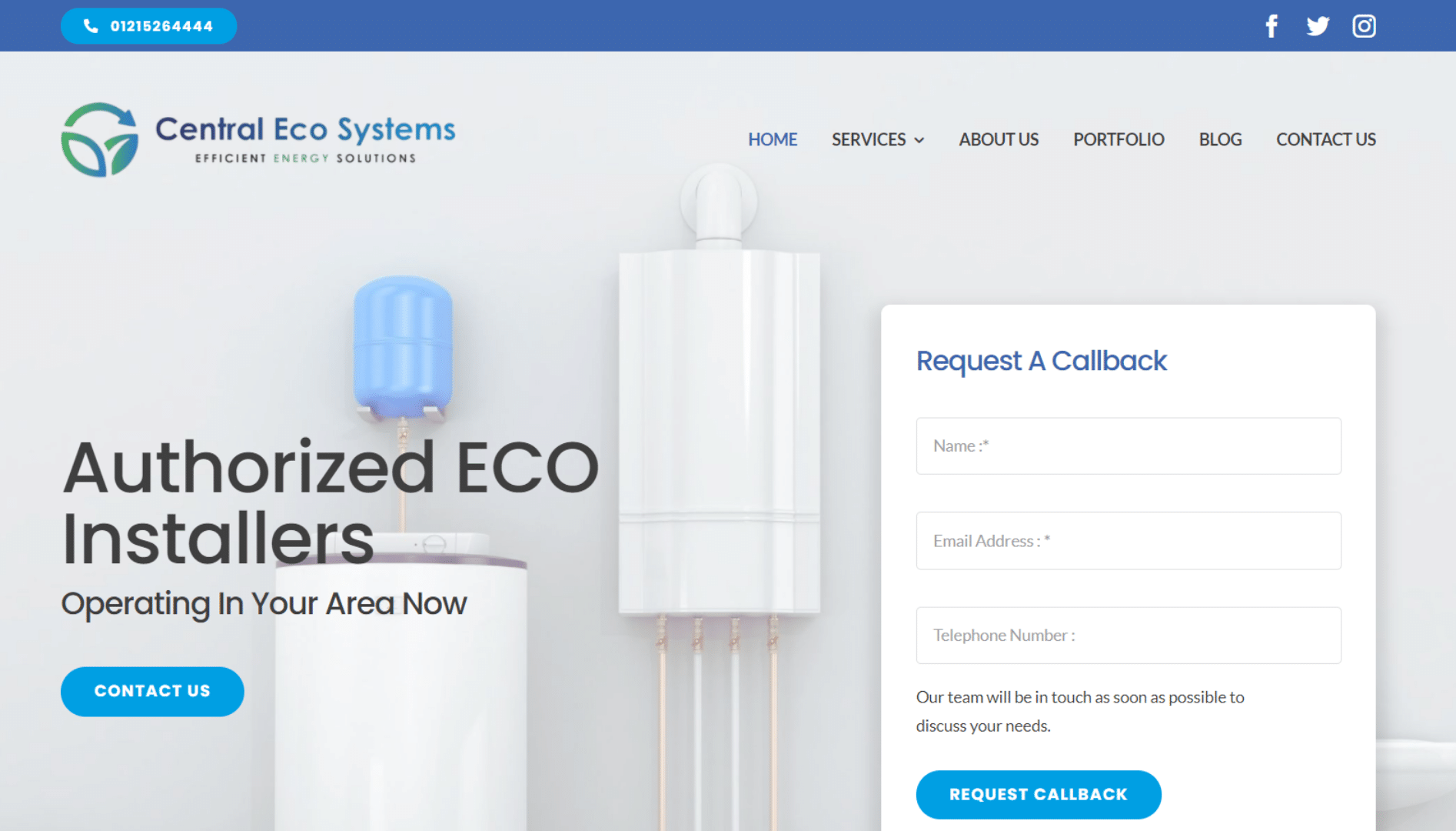 Central ECO Systems