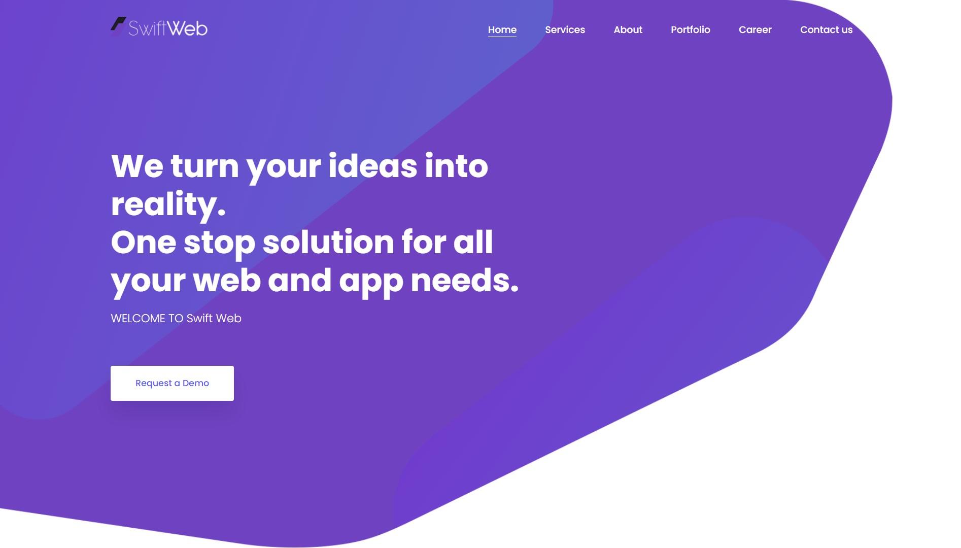 Swift Web Technologies